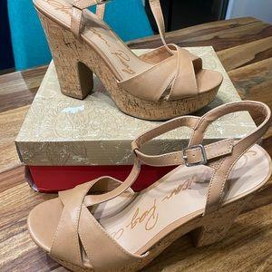 New Women's American Rag Tan Jamie T-Strap Sandals